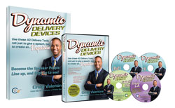 Dynamic Delivery Devices DVD set